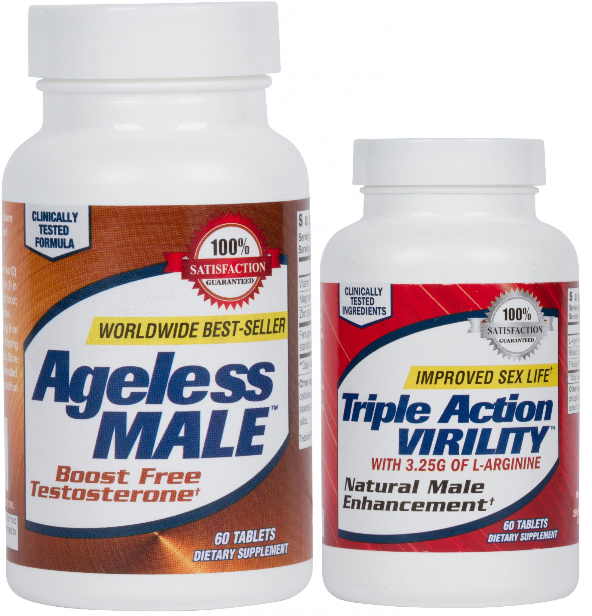 How Does Alpha Male Plus Show Results?
