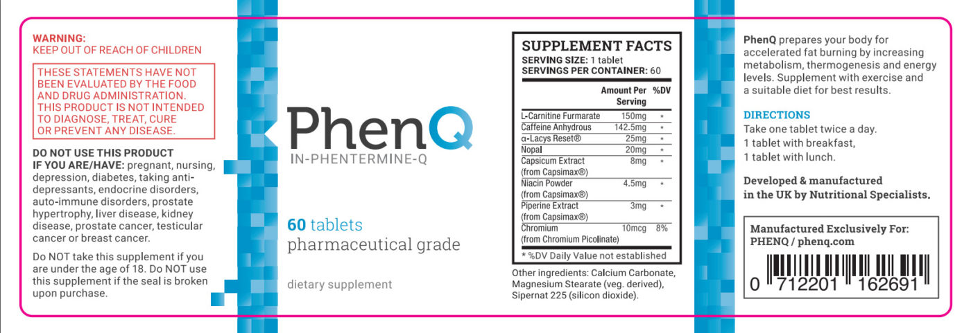 Buy Phenq Guide With Frequently Asked Questions Answers