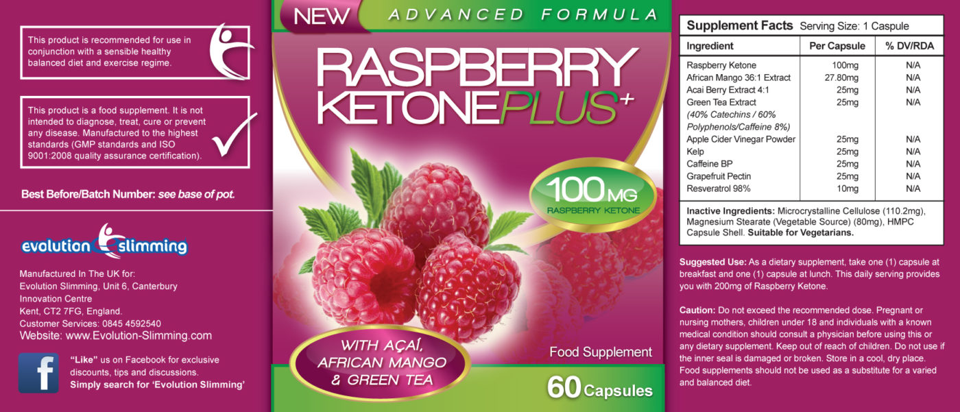 Raspberry Ketone Plus Review The Best Raspberry Ketone Product