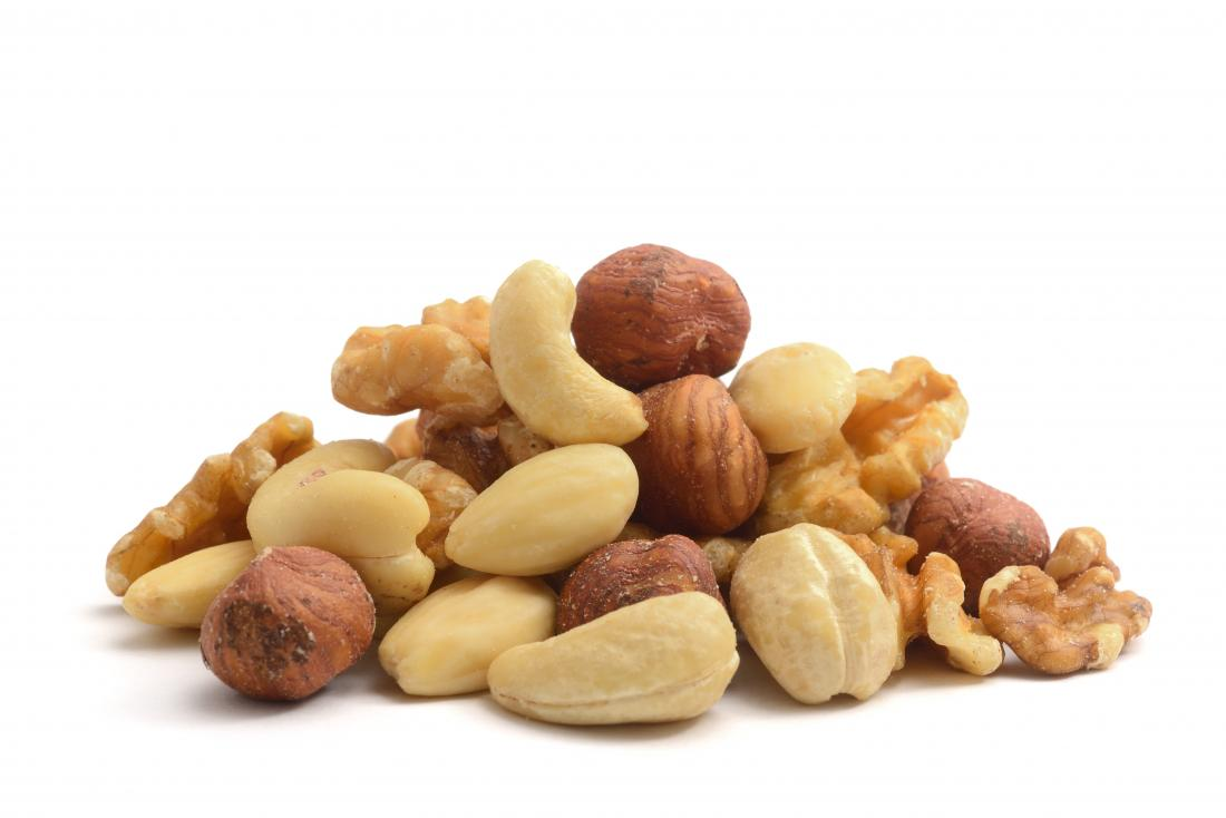 Nuts The Health Secret Against Cancer Amp Heart Disease