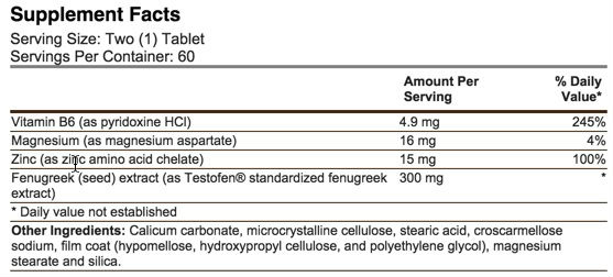 ageless.male-ingredients