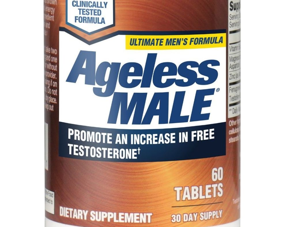 Ageless Male | REVIEW | Pros and Cons | Does it worth it?