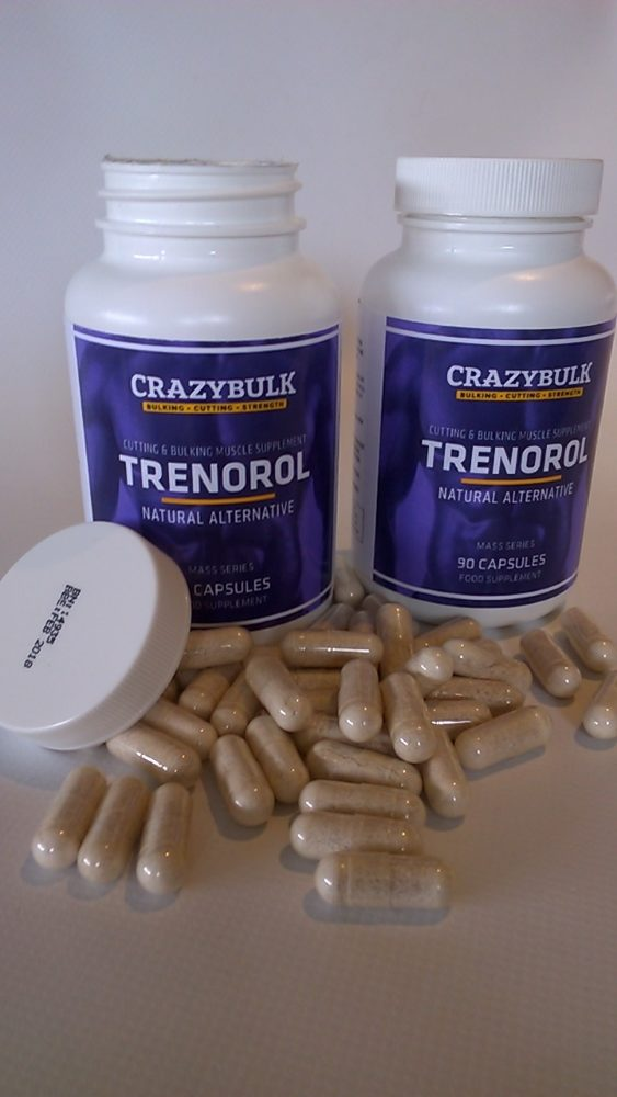 Trenorol-pills