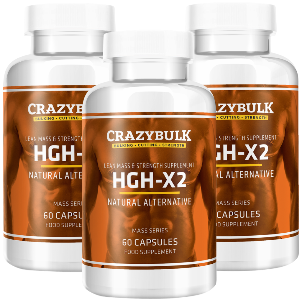 HGH–X2 Review (2019 UPDATED) | The Human Growth Hormone Supplement