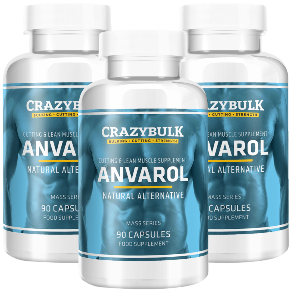 Anvarol | REVIEW 2019 | Legal Anavar Alternative | Any Good??