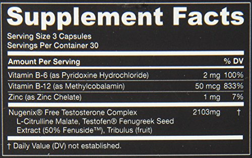 nugenix-ingredients