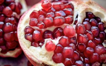 Pomegranate..