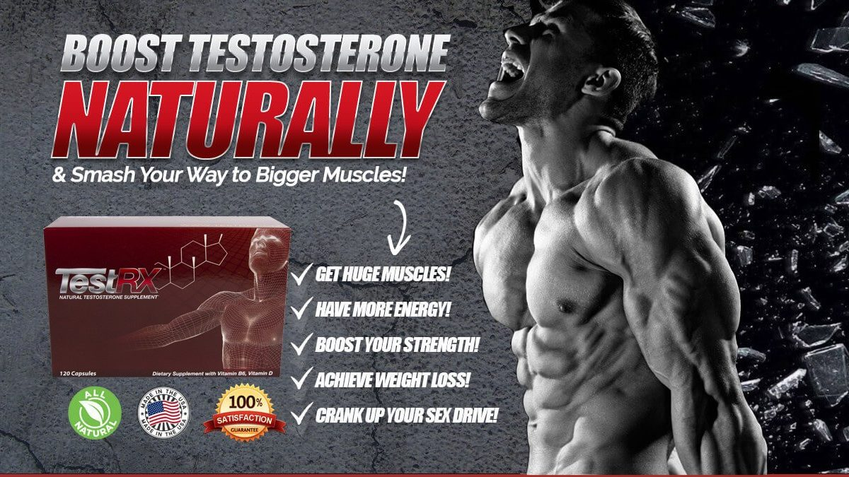 Best (4) Testosterone Boosters of 2019 | The Complete Guide