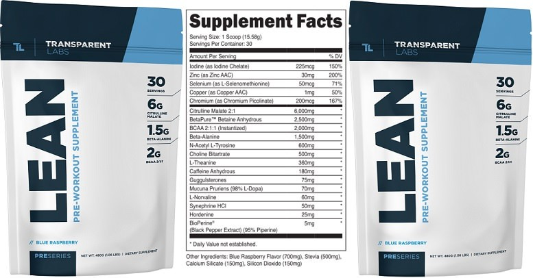 Transparent-Labs-Lean-pre-workout