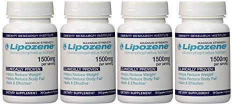 lipozene-4bottles