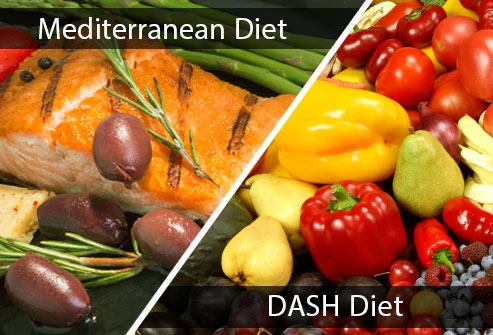 mediterranean/dash.diets