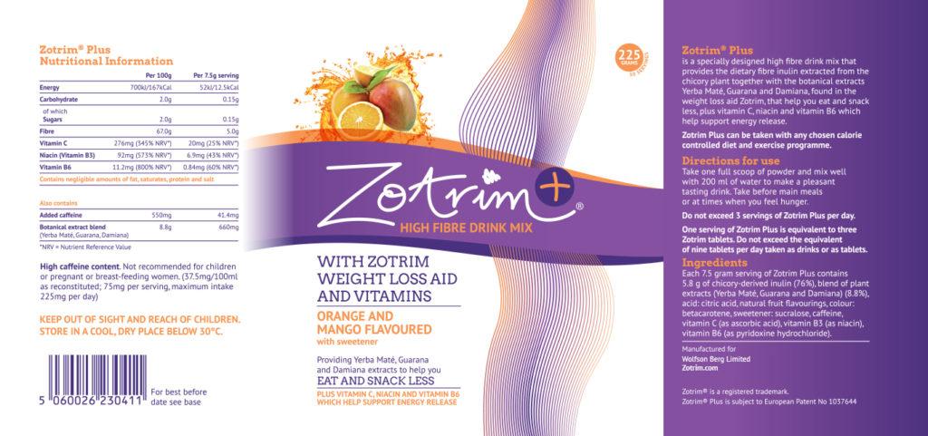 Zotrim-Label
