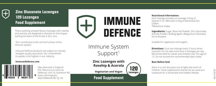 immune-defence-label